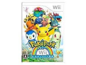PokePark Wii: Pikachu no Daibouken [Japan Import]