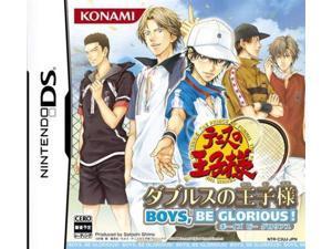 The Prince of Tennis: Doubles no Oji-Sama (Boys, Be Gracious!) [Japan Import]