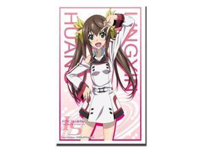 Bushiroad Sleeve Collection HG Vol.510 IS (Infinite Stratos) Huang Lingyin Part.2 MTG WoW TCG CCG Anime Game Character Card Sleeves 60pcs