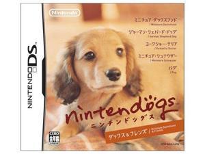 Nintendogs - Dachs & Friends [Japan Import]