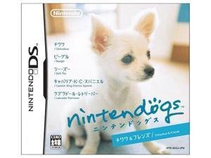 Nintendogs - Chihuahua & Friends [Japan Import]