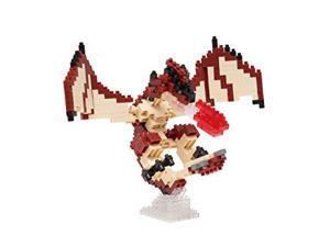 nanoblock Monster Hunter Rioreusu NBH_081