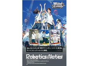 Weib Weiss Schwarz ROBOTICS NOTES Japanese Trial Deck