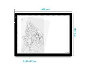 Huion A3 LED Super Bright Light Tracing Pad Light Box Drawing Box