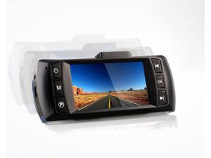 "Full HD 2.7"" LCD Car Dashboard Rearview Mirror Camera DVR Monitor Video Recorder"