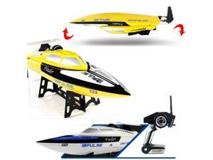 Brand New 2 Colors High Speed Remote Contrlo High Speed Racing Boat