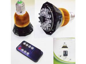 HIDDEN CAMERA HD Video Recorder 120 Degree Angle LED LIGHT BULB NIGHT VISION