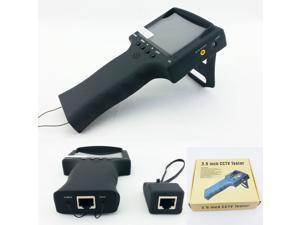 "3.5"" TFT LCD MONITOR CCTV Security Surveillance CAMERA TESTER TEST 12V OUTPUT"