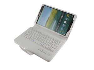 2 in1 Detachable Wireless Bluetooth Keyboard Case W/Camera For Samsung Galaxy Tab S 8.4 SM-T700 SM-T705C