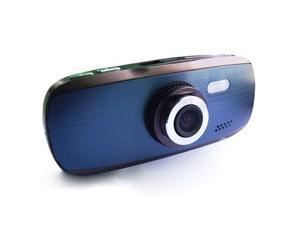Full HD 1080p 2.7'' Wide Screen Mini Dashboard Camera G1w Gs108 with Novatek 96650 + WDR Technology + AVC
