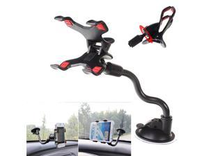 Universal stand Car Vehicle Mount Holder For Apple iPhone 6 iPhone5 iPhone4 and iPhone 4S Galaxy S3 Smartphone(3.5-6 inches)
