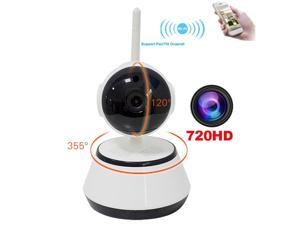 Mini Wireless HD 720P WiFi Video Baby Monitor Security IP Camera with Audio