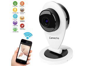 Mini Wireless WiFi Video Monitor Security IP Camera with Audio