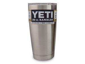 YETI Tumbler Rambler Cups 20 OZ Double Stainless Steel Tea Cups And Mugs Cooler Travel Mug Coffee