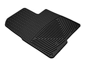 2003-2011 Lexus GX Black WeatherTech Floor Mat (Full Set)
