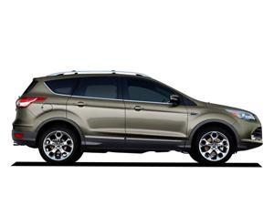 Chrome Body Side Molding for Ford Escape (2013-2014)