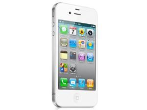 APPLE IPHONE 4S FACTORY UNLOCKED APPLE IPHONE 4S NEWEST MODEL 16GB WHITE 4S Refurbished