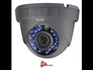 LTS Eco - Platinum HD-TVI Turret Camera 2.1MP - Black Color