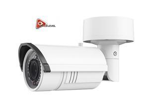 LTS Platinum Motorized Varifocal Bullet IP Camera 4.1MP