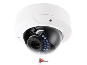 LTS Platinum Motorized Varifocal Vandal Dome Camera 4.1MP