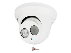 LTS Platinum IP Fixed Lens Turret Matrix IR Camera 4.1MP - 4mm
