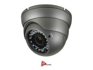 LTS Platinum HD-TVI Varifocal Turret Camera 2.1MP - Black Color