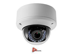 LTS Platinum HD-TVI Varifocal Motorized Dome Camera 2.1MP