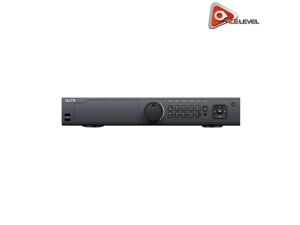 LTS Platinum Enterprise Level 32 Channel 4K NVR: 1.5U, Up to 12MP Resolution, 16 Built-in PoE, 4 SATA up to 6TB each HDD - LTN8932-P16