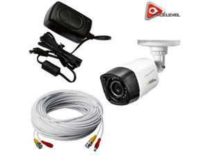 Q-See 720p HD Weatherproof Bullet Camera with 60ft BNC Cable - QCA7207B