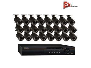Q-See 32 Channel BNC HD System with 24 HD 1080p Cameras - QC9032-24AX-8