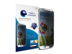 Tech Armor Samsung Samsung Galaxy S4 (Not S4 ACTIVE) 4-Way, 360 Degree, Privacy Screen Protector - Hassle-Free Lifetime Warranty ...