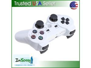 PS3 Wireless Controller for Sony PlayStation 3 WHITE