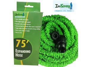 InSassy ™ Expandable Hose with Sprayer - 75 Feet