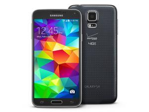Samsung Galaxy S5 SM-G900V 16GB Unlocked Cell Phone (Black)