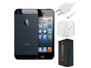 "Apple iPhone 5 4"" Retina A1429 32GB GSM UNLOCKED Cell Phone (Black)"
