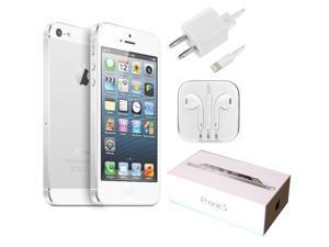 "Apple iPhone 5 4"" Retina A1429 32GB GSM UNLOCKED Cell Phone (White)"