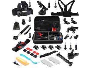 EEEkit 30in1 Outdoor Sports Accsessories Bundle Kit for GoPro Hero HD 4 3+ 3 2 1