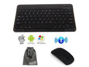 EEEKit 2in1 Combo Bundle Kit for 9/10 inch Tabelet PC Wireless Bluetooth Keyboard/Mouse
