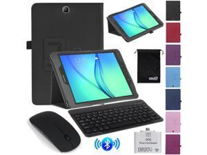 "EEKit for Samsung Galaxy Tab A 9.7"" T550,Case+Wireless Bluetooth Keyboard/Mouse"
