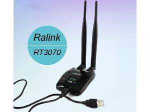 EDUP150M USB Wireless High Gain 802.11 b/g/n Adapter  2xAntennas 6dBi Win7 64 MAC