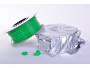 Zen Toolworks 3D Printer 1.75mm Green PLA Filament 1kg (2.2 lbs) Spool