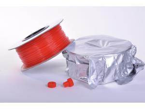 Zen Toolworks 3D Printer 1.75mm Red PLA Filament 1kg (2.2 lbs) Spool