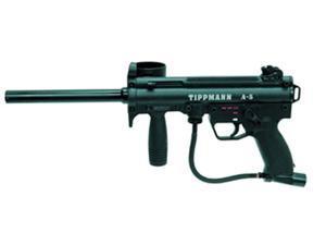 Tippmann A5 with H.E. E Grip Paintball Marker NEW