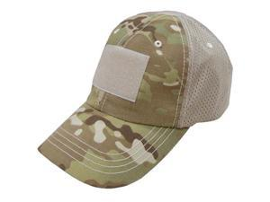 Condor Tactical Mesh Cap Hat Multicam New Item # TCM-008
