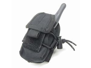 Condor Tactical HHR Hand Held Radio Pouch Black NEW MA56-002 MOLLE PALS