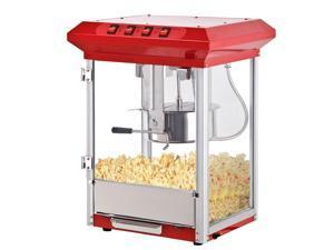 NEW Clevr  Commercial Retro 8oz Popcorn Machine