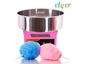 NEW Clevr Commercial Cotton Candy Machine