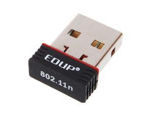 Mini Nano USB 2.0 802.11n 150Mbps Wifi Network wireless Adapter pc laptop Windows Vista/XP/2000/7/MAC/Linux