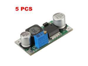 5PCS LM2596 Step Down Adjustable Power Supply Module Output DC 1.5V-35V