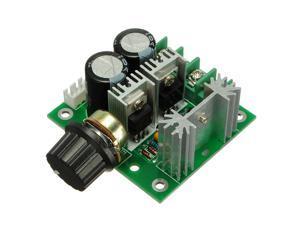 12V-40V 10A Pulse Width Modulation PWM DC Motor Speed Control Switch 13KHz USA